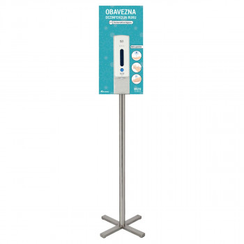 Disinfection stand
