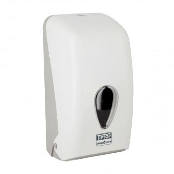 Toilet paper dispanzer, White