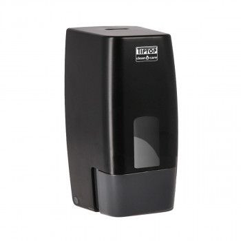 Držač tečnog sapuna 0.5L, Crni