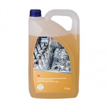 Flüssiger Reiniger für gewerbliche Gläsern und Tassen GL 5,5 kg