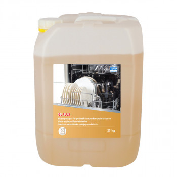 Flüssiger Reiniger für Geschir und Gläser GL Plus 25kg