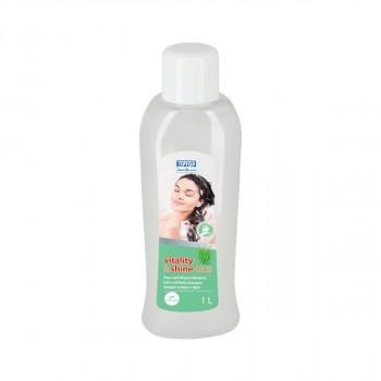 Haar-und Körpershampoo Vitality&Shine Aloe 1L