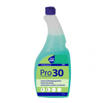 Concentrated universal cleaner for all waterproof surface Pro 30 1L