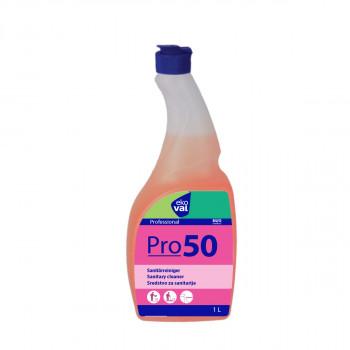 Bad & Sanitär-Reiniger Pro 50 1L