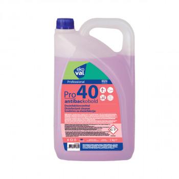 Univerzalno sredstvo za dezinfekciju Pro 40 Antibac Kobold 5kg