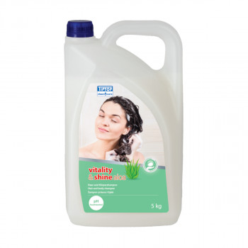 Haar-und Körpershampoo Vitality&Shine Aloe 5L