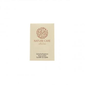 Hotelski sunđer za cipele Natural care collection