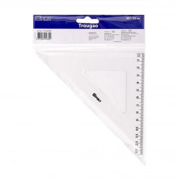 Triangle 13cm, 45°