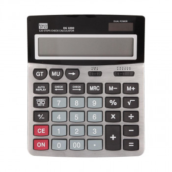 Desktop Calculator ''DG-1000'', 12-Digit