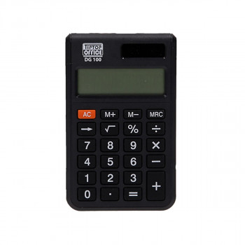 Pocket Calculator ''DG-100'', 12-Digit