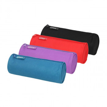 Pouch pencil case ''ROUND'', 5/1 (Assorted colours)