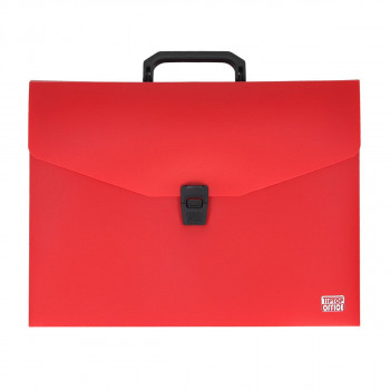 File Box with Handle and Clip Lock, PP A4