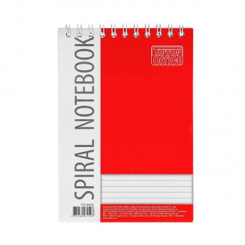 Spiral Notebook A6, Lines