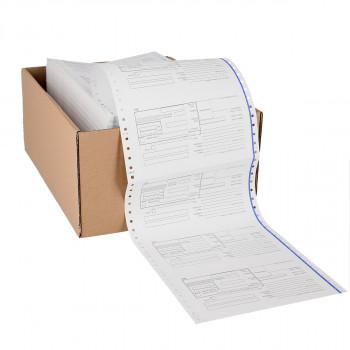 Kompjuterski Papir Virman 1+0