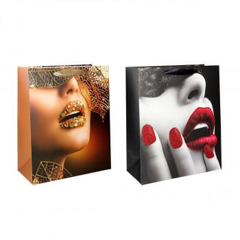 Gift bag ''Fashion 01'', L
