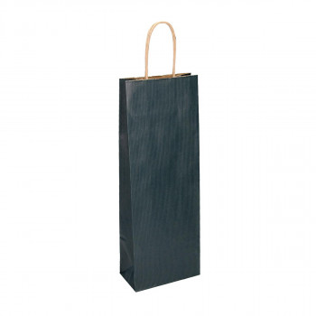 Craft paper bag ''Natron'', for bottle