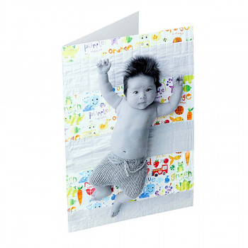 Greeting card ''Classic Baby