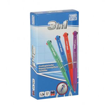 Hemijska olovka 3u1