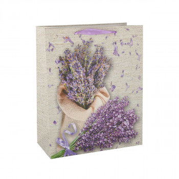 Poklon vrećica ''Flowers 02'', L