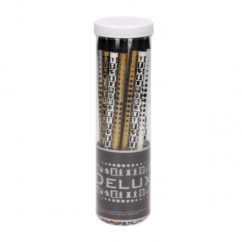 Wooden pencil ''Delux'', blackwood