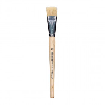 Bristle brushes No.20