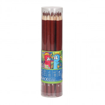 Wooden color pencils ''Premium'', 3.0mm brown
