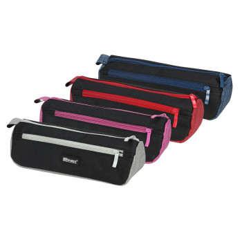 Pouch pencil case ''Teen'', 4/1 (Assorted colours)