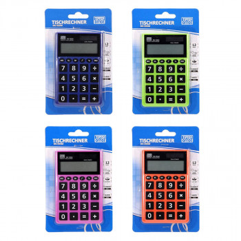Pocket Calculator ''DG-555M'', 12-Digits