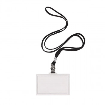 ID Card Holder With Silk Band, 90x60mm
