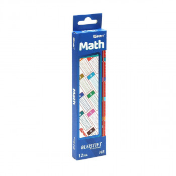 Wooden Pencil ''Mathematic'', 1/1