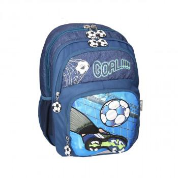 School bag ''FOOTBALL GOAL'' (KIDS Collection)