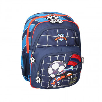 School bag ''FOOTBALL No.10'' (KIDS Collection)