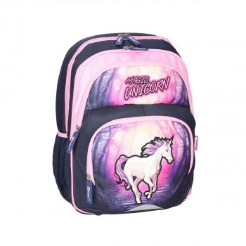 School bag ''MAGIC UNICORN'' (KIDS Collection)
