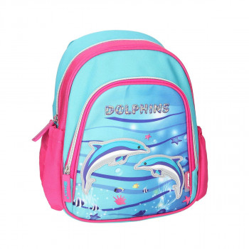 School bag ''DOLPHIN'' (UNO Collection)
