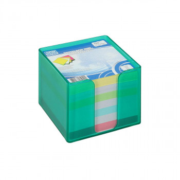 Note Cube in PVC Box, 83x83mm
