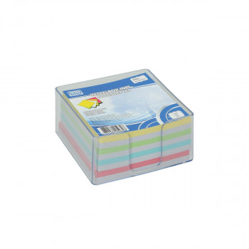 Note Cube in PVC Box, 76x76mm