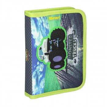 Pencil case 3D ''MONSTER TRUCK''
