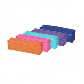 Pouch pencil case ''MONAME'', 5/1 (Assorted colours)