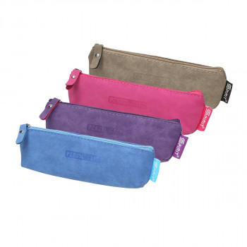 Pouch pencil case ''MICRO'', 4/1 (Assorted colours)