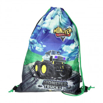 Sport bag ''MONSTER TRUCK''