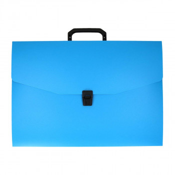 File Box with Handle and Clip Lock, PP A3