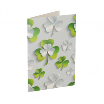 3D Greeting card ''Casual 03''