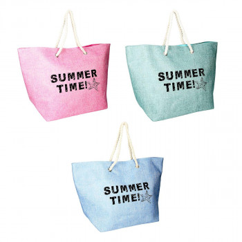 Beach bag ''Summer time''