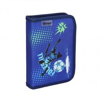 Pernica ''FOOTBALL BLUE'', 1 zip, 50 delova