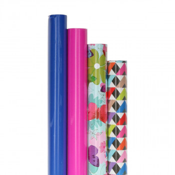 Gift paper ''EVERYDAY'' 60/1, Assorted colours