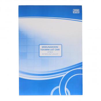 Međunarodni tovarni list A4 CMR NCR
