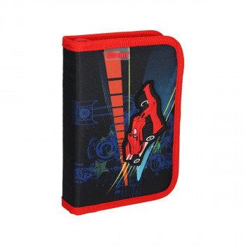 Pencil case 3D ''FORMULA'', 1-Zipper, 28-pcs