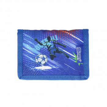 Kids wallet ''FOOTBALL PLAYER''