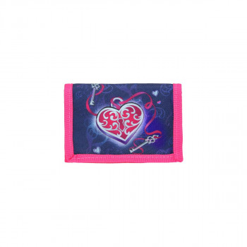 Kids wallet ''KEY HEART''