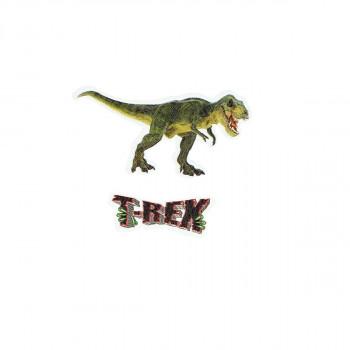 Stiker ''T-REX'', Patch Me, 2/1 (Blister)